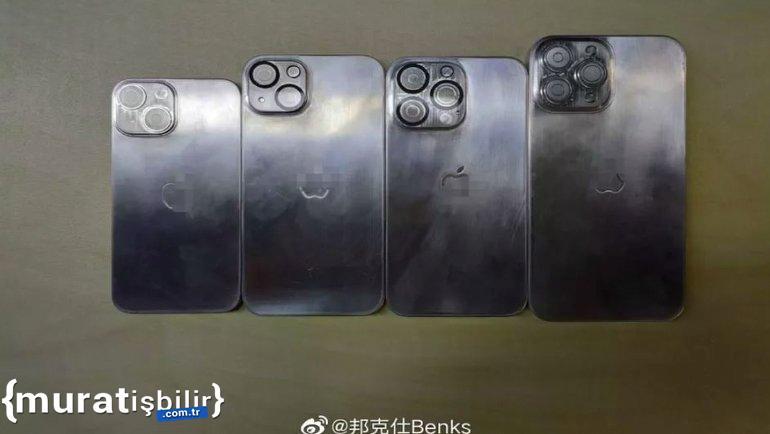 iPhone 13 Ait Olduğu Söylenen Görseller Sızdırıldı