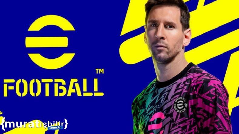 eFootball 2022 Duyuruldu