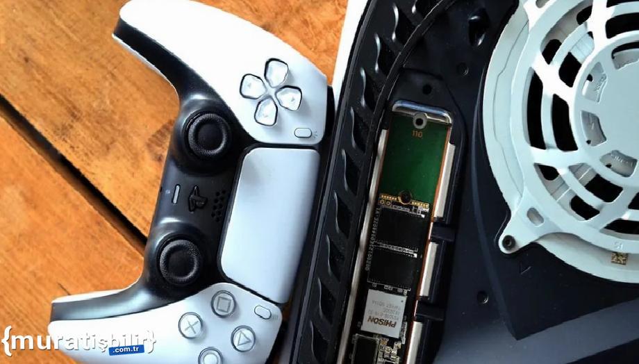 PlayStation 5 SSD Genişletme Yuvası Artık Kullanılabilecek