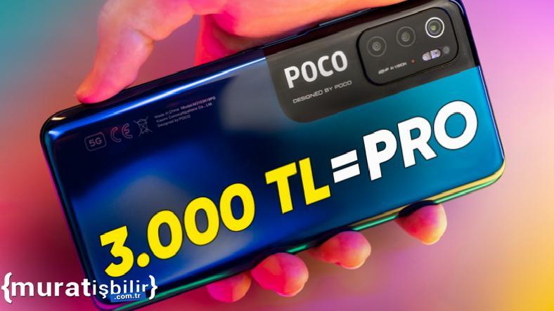 Poco M3 Pro 5G inceleme