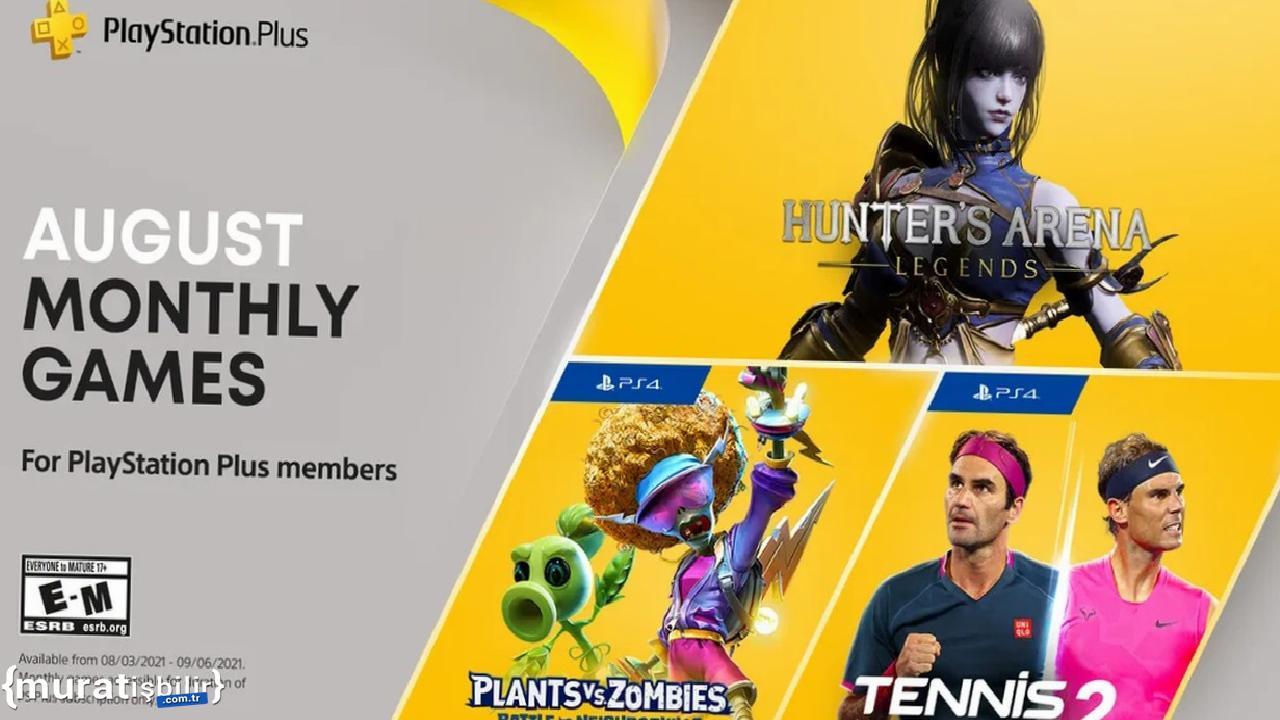 PS Plus Ağustos 2021 Oyunları Açıklandı