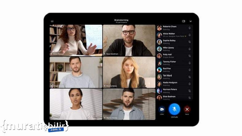 Telegram, Video Görüşmelerde Kişi Sayısını 1000'e Çıkardı