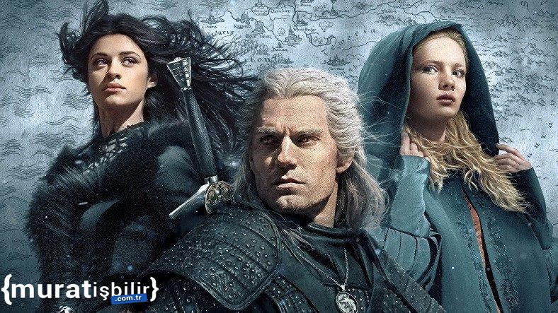 The Witcher Yeni Sezonun Çıkış Tarihi Açıklandı