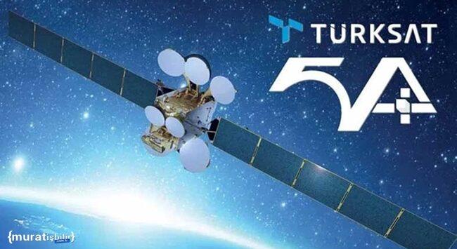 Türksat 5A Uydusu Resmen Duyuruldu!