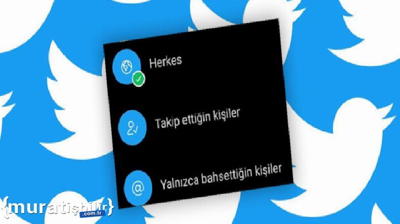 Twitter, Yanıt Ayarı Özelliğini Güncelledi