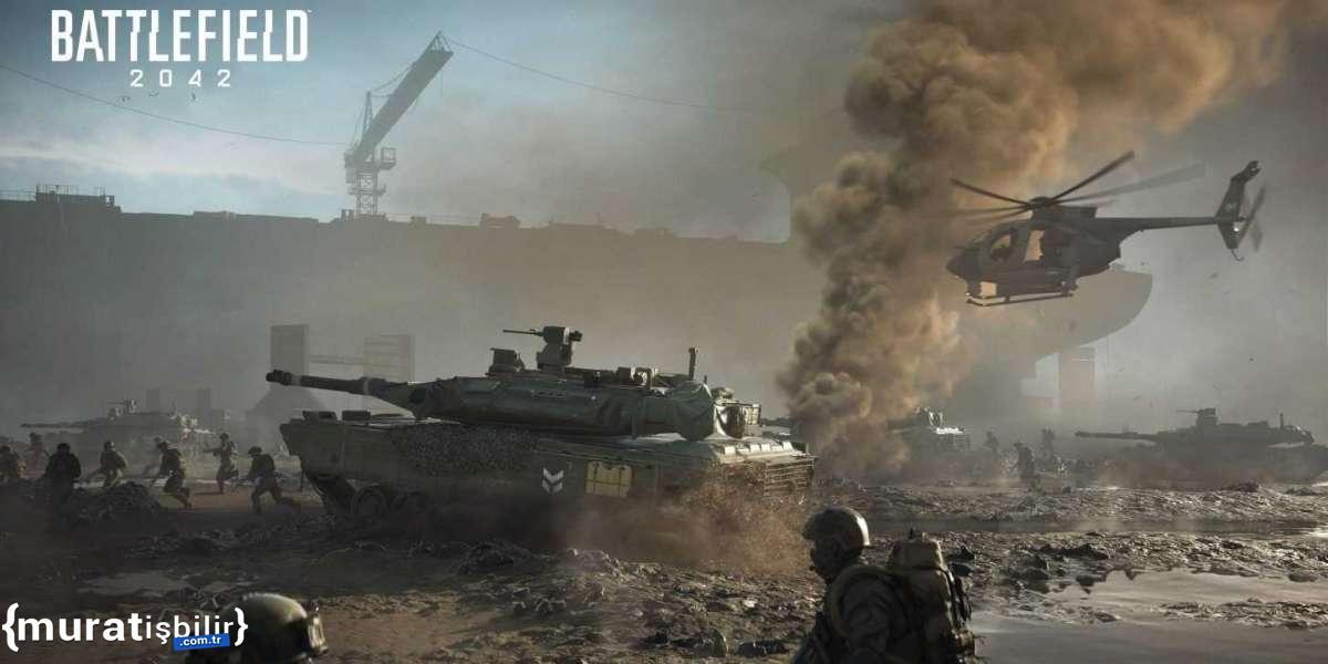 Xbox, Battlefield 2042 ile Ortaklığı Duyurdu