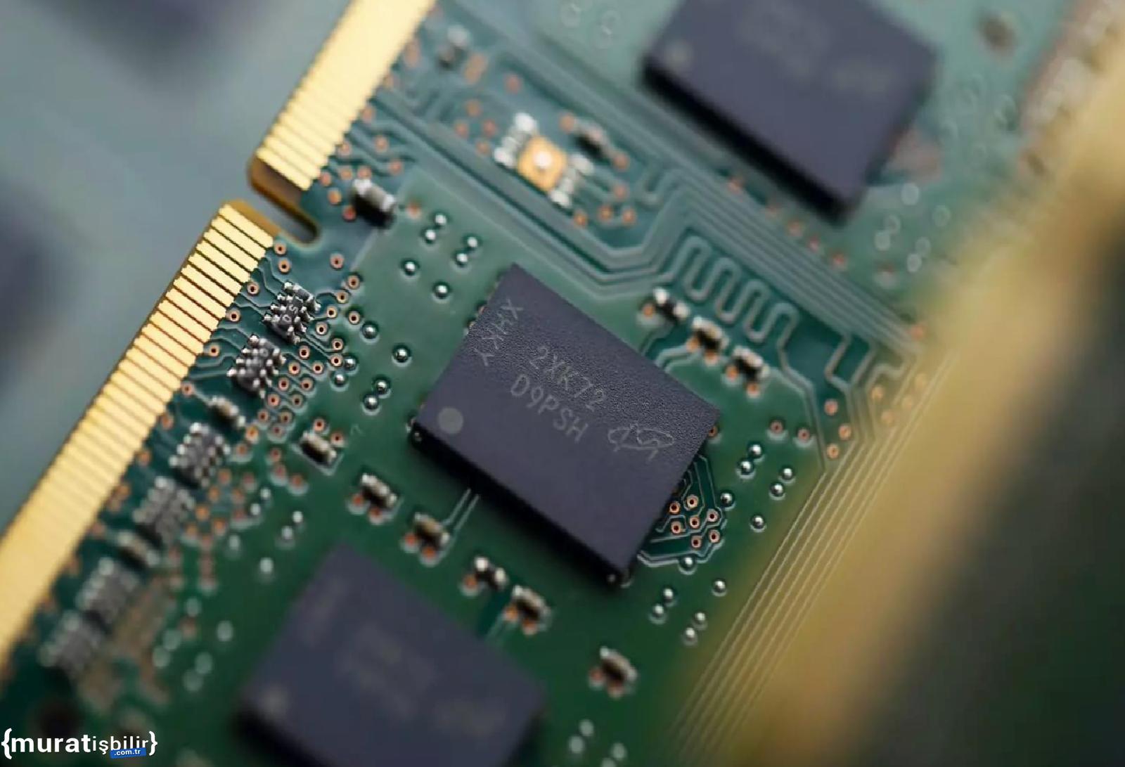 DRAM Fiyatları Son Çeyrekte Düşüşe Geçiyor