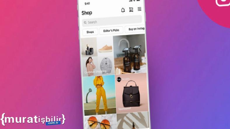 Instagram Mağazalar Sayfasına 'Reklamlar' Geldi
