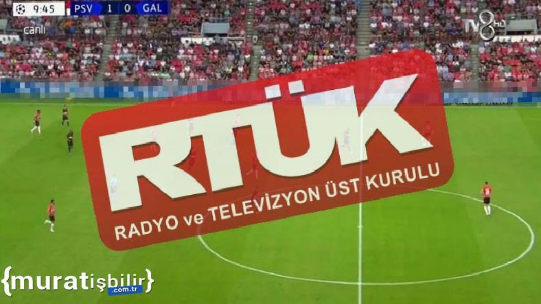 RTÜK'ten TV8'e İdari Para Cezası