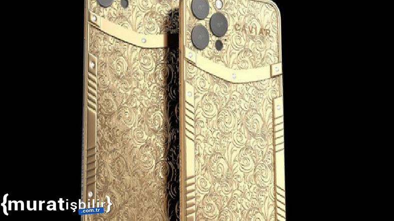 426 Bin TL'lik Özel Tasarım iPhone 13'ler Satışa Çıktı