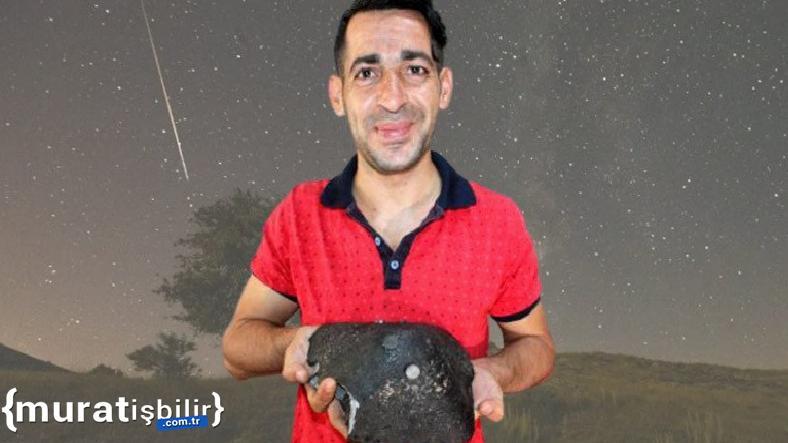 50 TL'lik Kömür Torbasından 360 Bin Dolarlık Göktaşı Çıktı