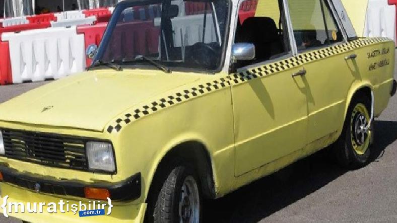 89 Model TOFAŞ Serçe, Tam Otonom Arabaya Dönüştü
