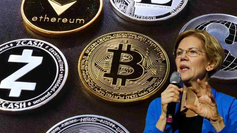 ABD'li Senatör: Kripto Güvenilmez, Yıkıcı ve Tehlikeli