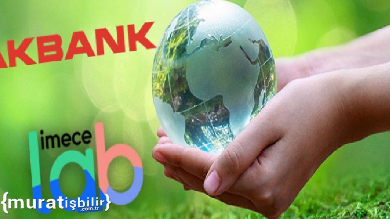 Akbank'ın Gelecek İçin Sürdürülebilir Finans Programı