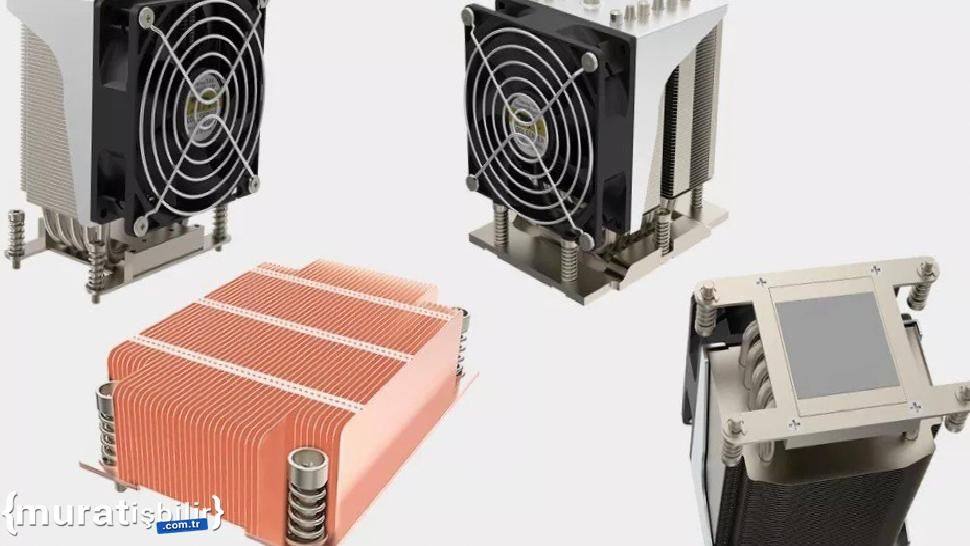 AMD'nin AM5 ve SP5 Soketli İşlemcileri İçin Tasarlanan Soğutucular Göründü