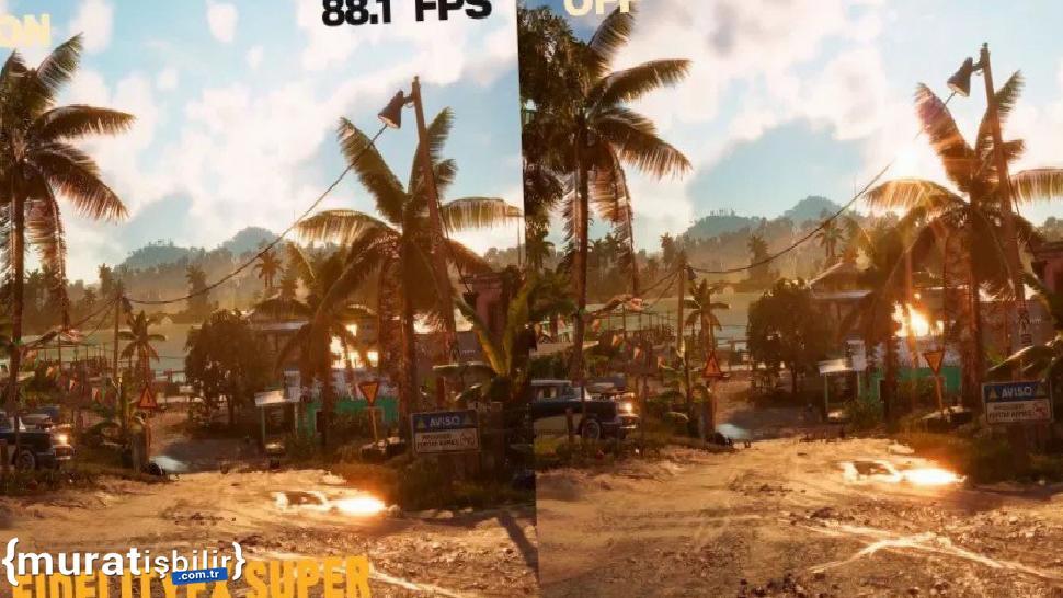 AMD'nin FSR Teknolojisi, Far Cry 6'da %46 Performans Artışı Sağlıyor