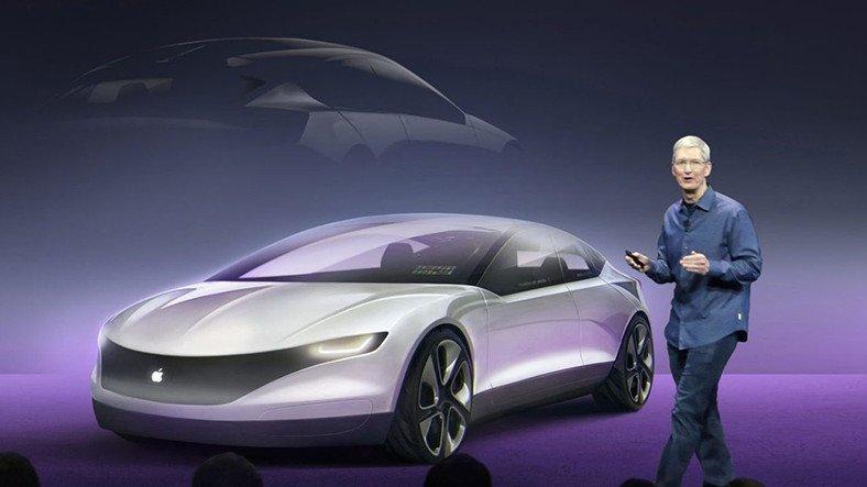 Apple, Apple Car'ı Kendi Başına Geliştirecek