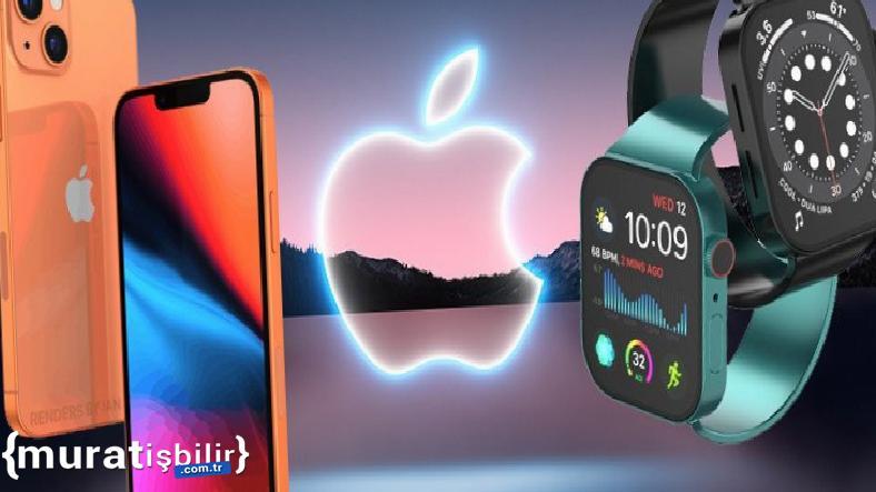 Apple'ın iPhone 13 Lansmanı Nasıl İzlenebilir?