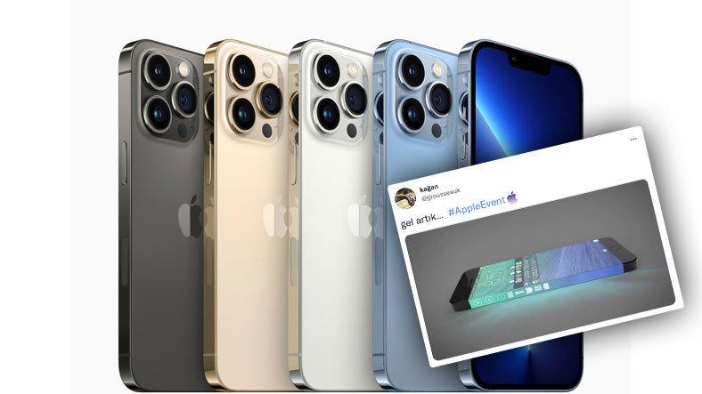 Apple'ın Yeni iPhone 13 Serisine Gelen Tepkiler