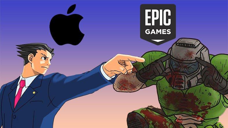 Apple ve Epic Arasındaki Dava, Bir Sorunun Cevabını Veremedi