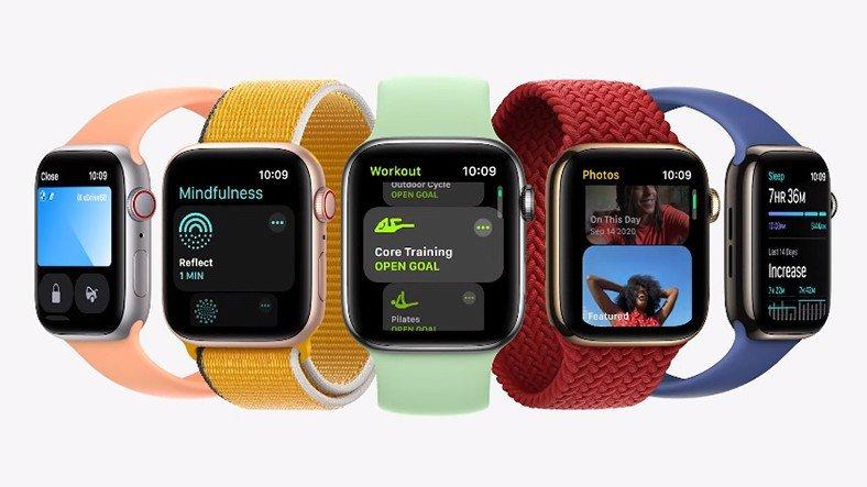 Apple Watch Series 7, Series 6 ile Aynı İşlemciye Sahip