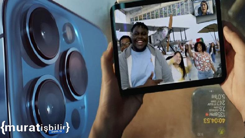 Apple, Yeni Ürünlerinin Reklamlarını Yayınladı