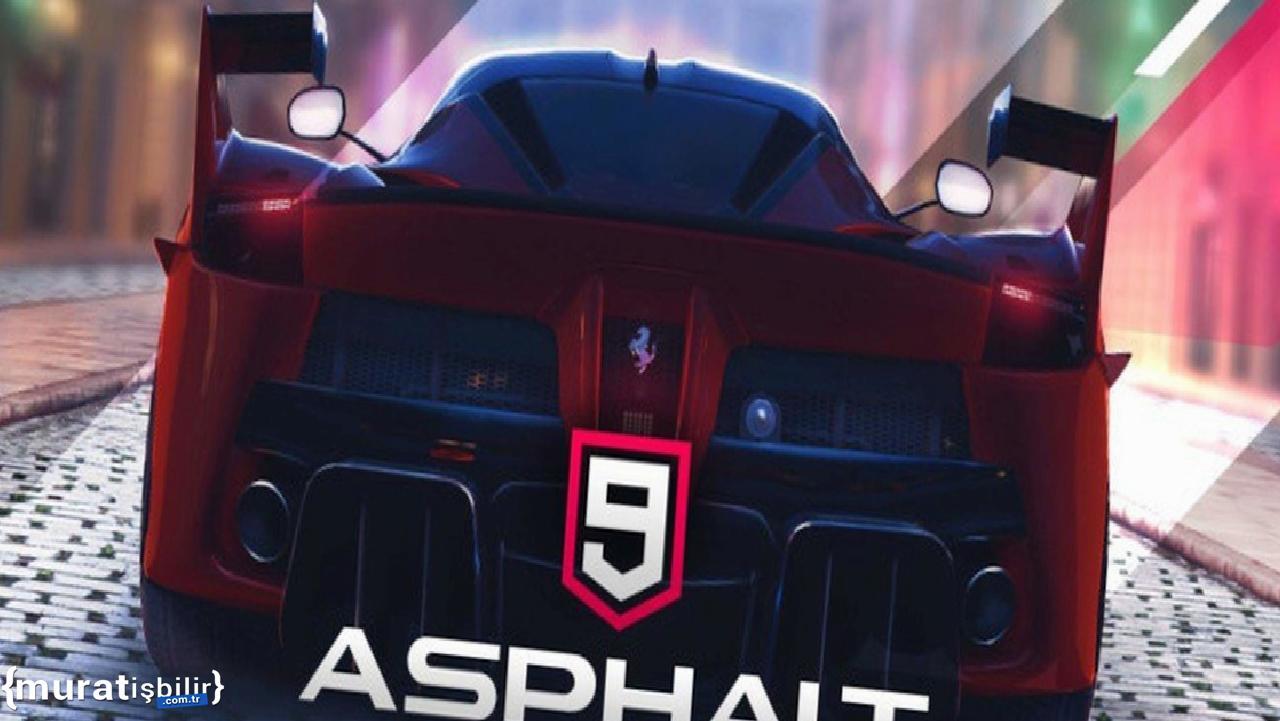 Asphalt 9: Legends, Xbox ve Windows İçin Ücretsiz İndirilebiliyor