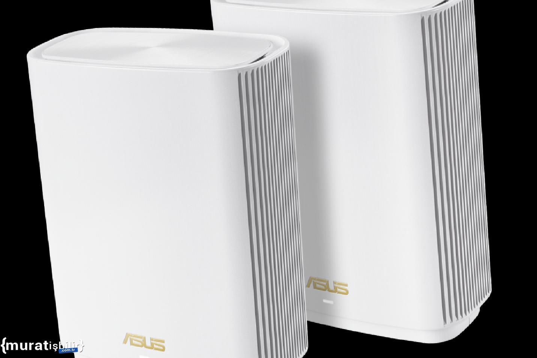 ASUS, Kapsamlı WiFi 6E ve WiFi 6 Ağ Ürünleri Ekosistemini Tanıttı