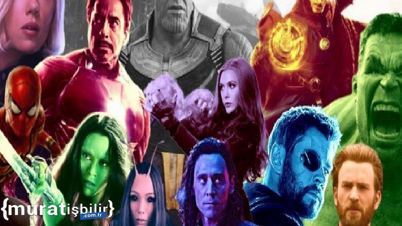 Avengers: Infinity War'da Yer Alan 10 Mantık Hatası