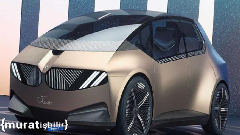 BMW'nin 2040 Vizyonu: i Vision Circular