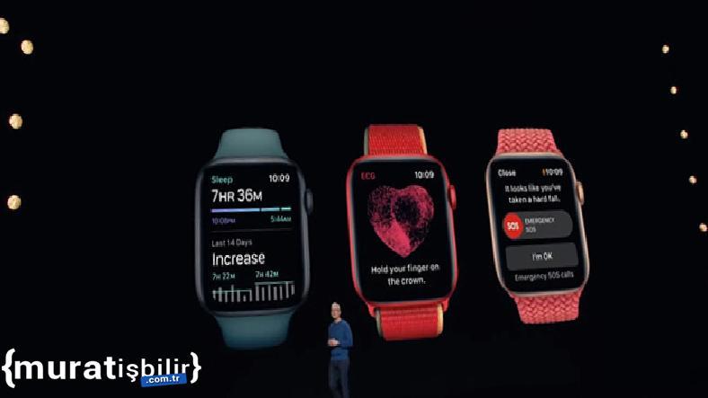 Bu iPhone Olmuş: İşte Karşınızda Yeni Apple Watch Series 7