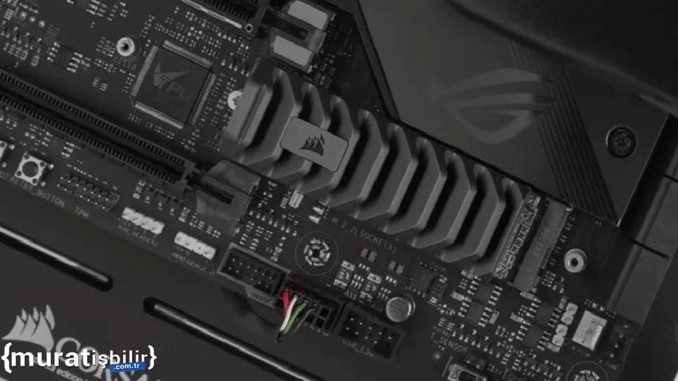 Corsair, 7100 MBps Hıza Ulaşan MP600 Pro XT SSD'sini Duyurdu