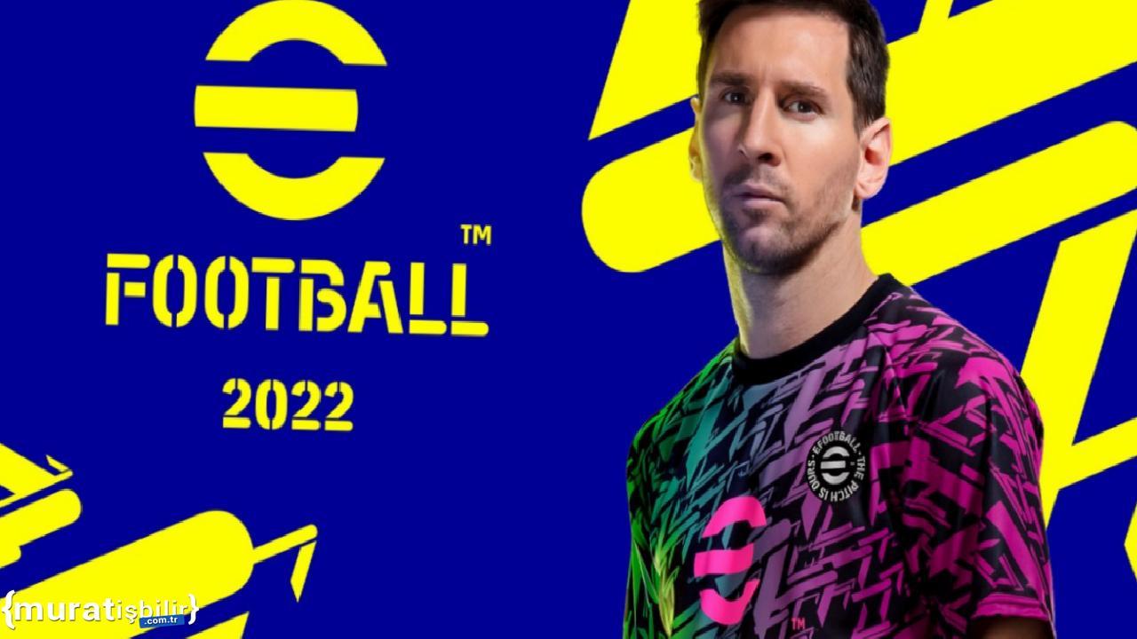 eFootball 2022 Çıkış Tarihi Duyuruldu