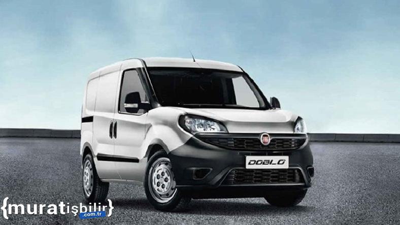 Eniştelerin Gözdesi Fiat Doblo Fiyat Listesi ve Özellikleri