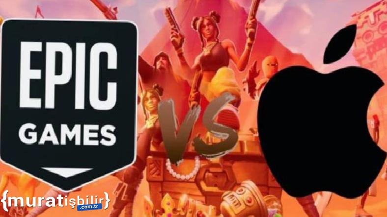 Epic Games, Apple'a Açtığı Davada Büyük Bir Zafer Kazandı
