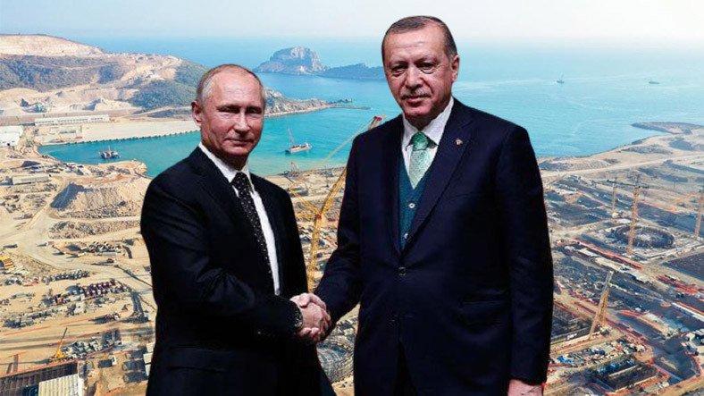 Erdoğan'dan İkinci ve Üçüncü Nükleer Santral Açıklaması