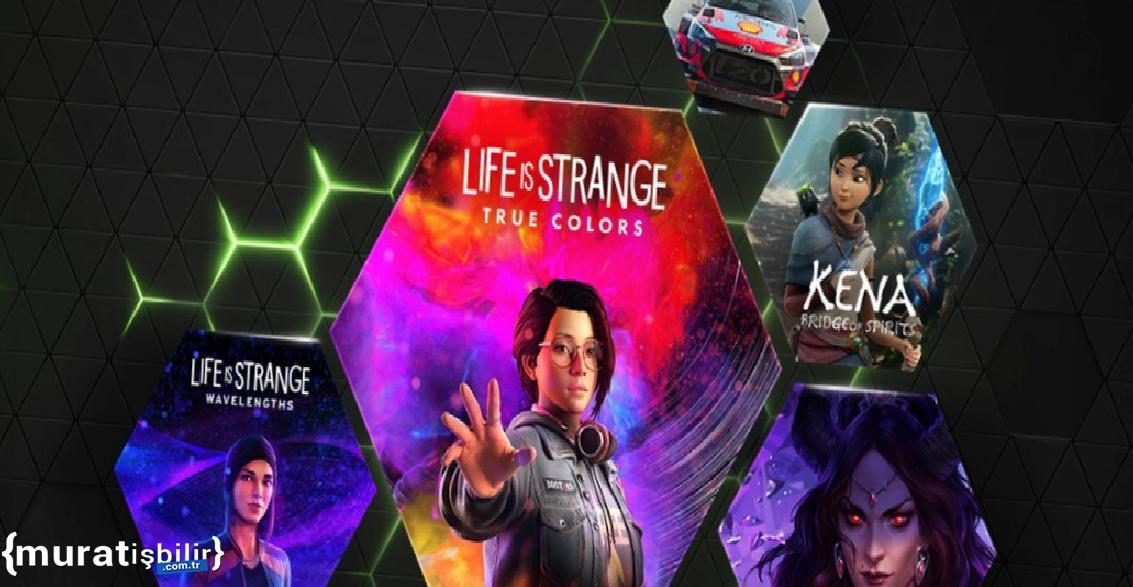 Eylül Ayında GeForce NOW Kütüphanesine Eklenecek Oyunlar Belli Oldu