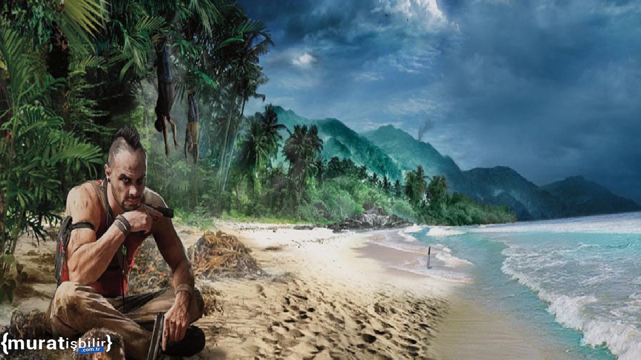 Far Cry 3 PC Ücretsiz Oldu