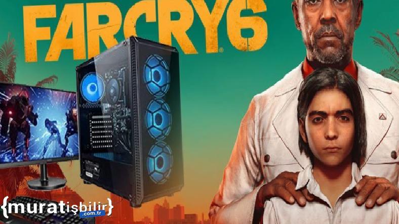 Far Cry 6 Sistem Gereksinimleri Açıklandı