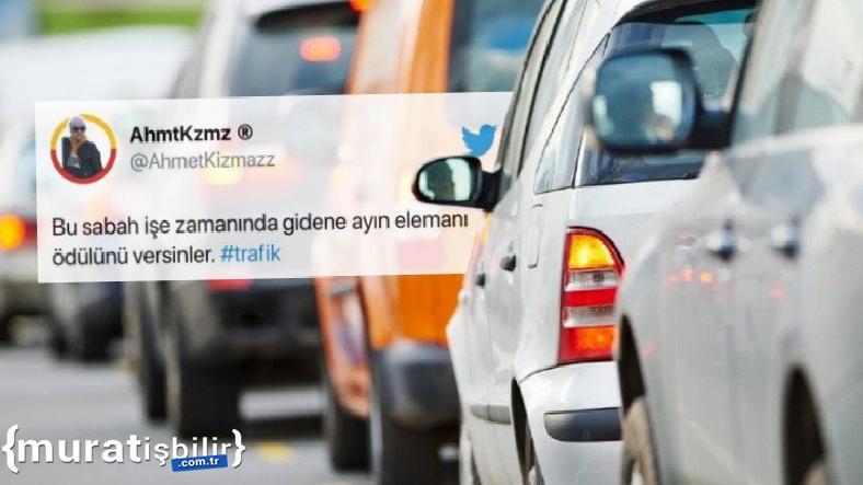 Felç Olan Trafik ile İlgili Sosyal Medyadaki Tepkiler