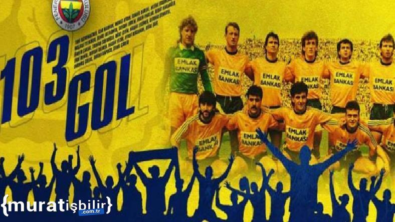Fenerbahçe'nin 103 Gollü Şampiyonluğu Exxen'de Belgesel Oldu