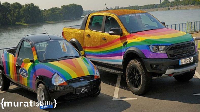 Ford, 'Aşırı Gay Raptor'ı Duyurdu