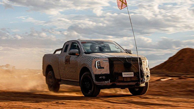 Ford, Yeni Ranger'ın Videosunu Paylaştı