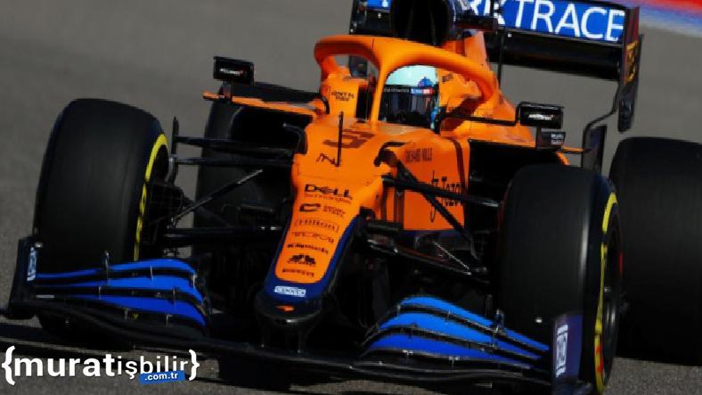 Formula 1'de Rusya GP Sıralama Turları Tamamlandı