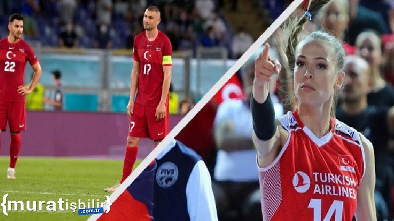 Futbol, Voleybol Milli Takımının Yarısı Kadar İzlendi