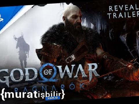 God of War: Ragnarok Oynanış Fragmanı Yayınlandı