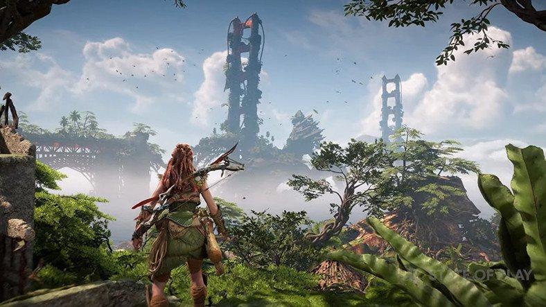 Horizon Forbidden West, PS4'ten PS5'e Ücretsiz Yükseltilecek
