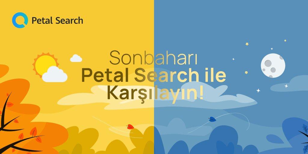 HUAWEI, Petal Search İçin Özel Sonhabar Alanı Tasarladı