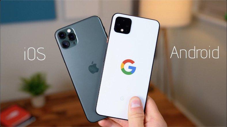 İkinci Elde Android mi iPhone mu Sorusunun Cevabı Verildi