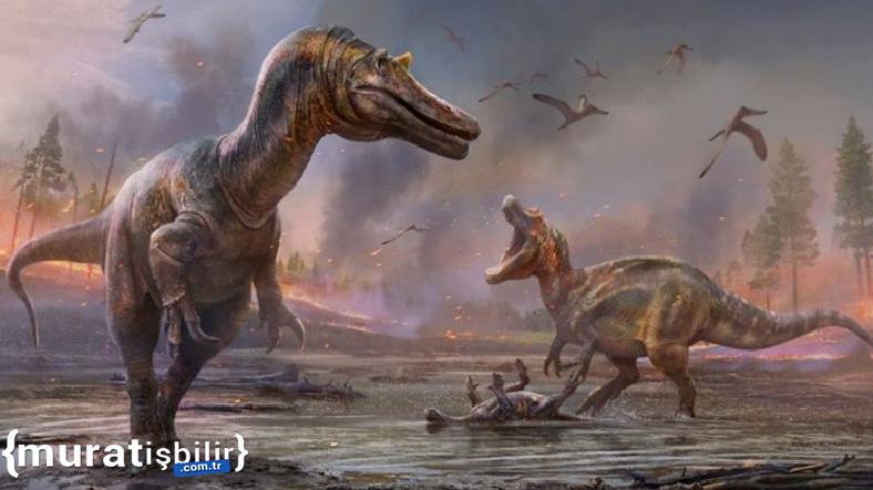 İngiltere'de İki Yeni Dinozor Türü Keşfedildi